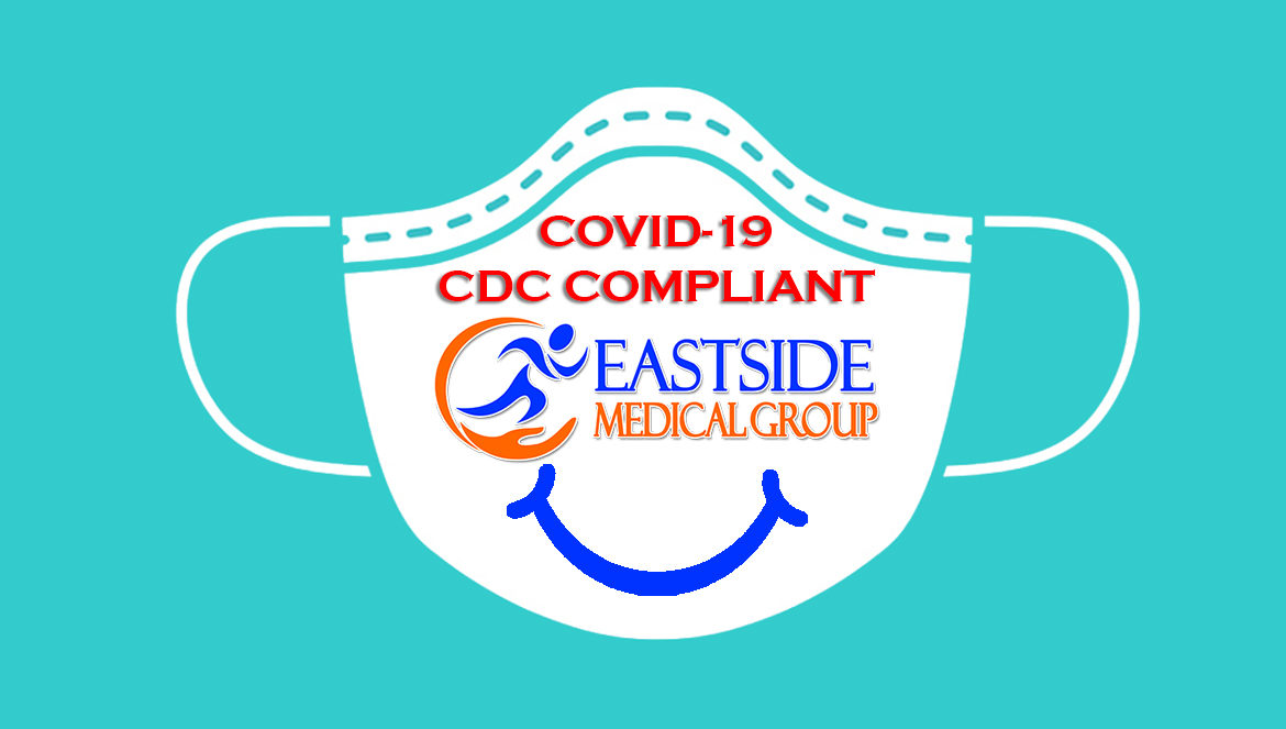 Eastside Medical Cleveland COVID-19 compliant